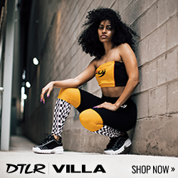Shop the New Fila Collection and Get Free Shipping at DTLR-VILLA.