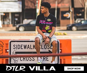 New Spring Styles are coming to DTLR-VILLA