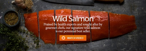 SAVE 5% OFF WILD ALASKAN SALMON + Get Free Shipping On Orders $99+ Using Code: VCAF5 At VitalChoice.com! Shop Here!
