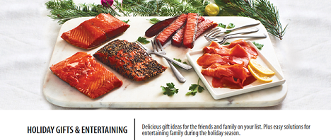 SAVE 5% & Get Free Shipping On Orders $99 Or More On All Of your Holiday Gifting & Dining With The Best Wild Seafood & Organics From Vital Choice - Use Code: VCAF5 At Checkout! Shop Now!