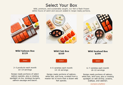 SUBSCRIBE & SIMPLIFY! SAVE 5% On Vital Box - Experience The Quality & Purity Of Our Wild Seafood - Delivered Monthly To Your Home All Year Round From Vital Choice & Get Free Shipping On Orders $99+ - Use Code: 1VCAF5 At Checkout! Shop Now!