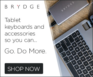 Brydge Technologies - Tablet Keyboards and Accessories! Buy Today!