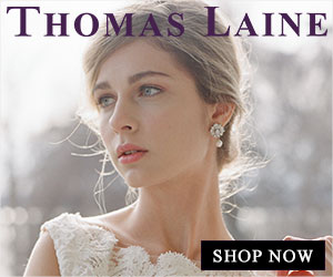 Shop Thomas Laine Bridal Jewelry Collections.