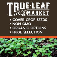 Check out our Cover Crops at True Leaf Market
