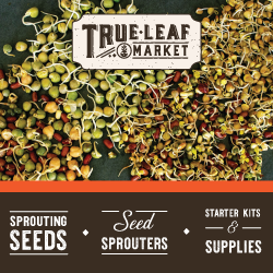 Check out our Sprouting Kits at True Leaf Market