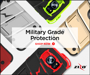 Zizo wireless galaxy s7 phone cases