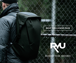 RYU Locker Pack Lux 24L