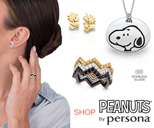 Shop NEW Peanuts by Persona jewelry!