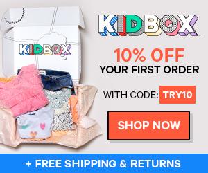 Shop Now at KIDBOX!