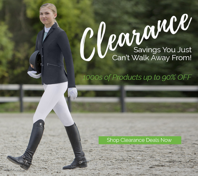Shop HorseLoverz clearance section today!