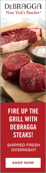 Fire up the Grill with DeBragga Steaks!
