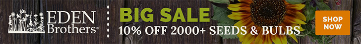 Save on Seeds