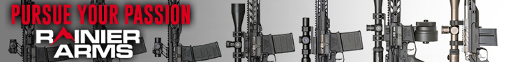 """Back the Bang!"" Shop RainierArms.com today and support Breach-Bang-Clear thereby."