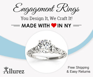 Engagement Rings from Allurez