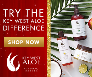 Try The Key West Aloe Difference