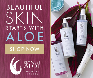 Beautiful Skin Starts with Aloe