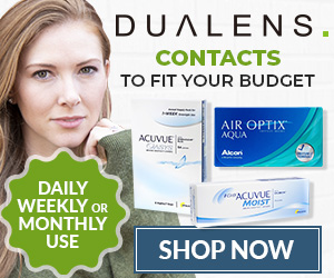Shop Dualens for Contacts to Fit Your Budget