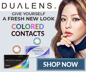 Give Yourself a Fresh New Look with Colored Contacts from Dualens