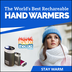 iHateTheCold Hand Warmers