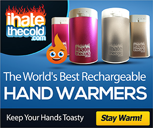 The World's Best Hand Warmers