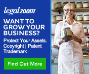 Protect Your Work with a Copyright from LegalZoom Today!
