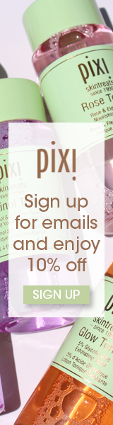 Pixi Beauty Sign up and enjoy 10% off