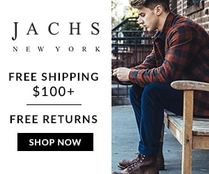 JACHS NY Free Shipping and Returns