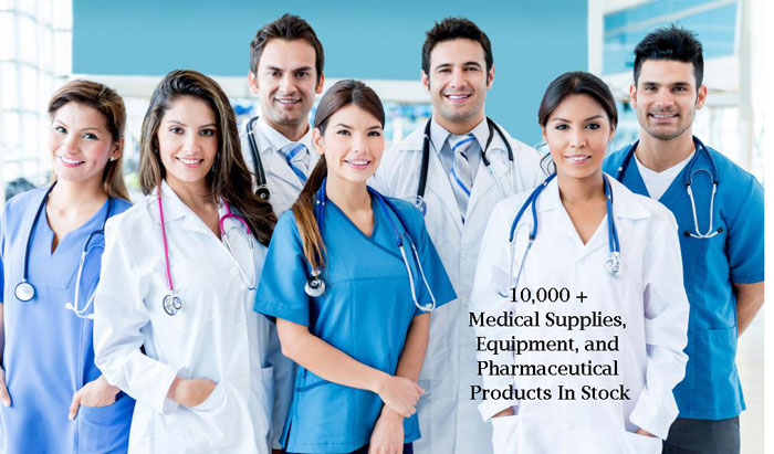 10,000 Medical Products In Stock - Surgical / Equipment /Pharmacutical