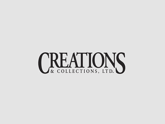 Shop Creations & Collections Today!