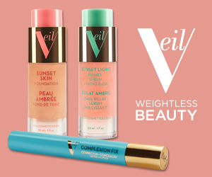Veil Cosmetics - Primer, Foundation and Concealer