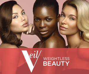 Veil Cosmetics Weightless Beauty