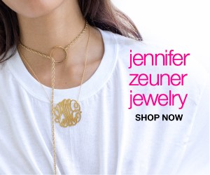 Shop Jennifer Zeuner Jewelry!