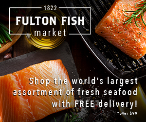 Shop the world's largest assortment of fresh seafood with FREE delivery over $99!