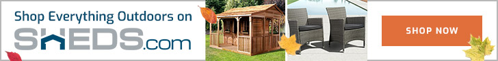 Get Great Discounts on Everything Outdoors – On Sheds.com