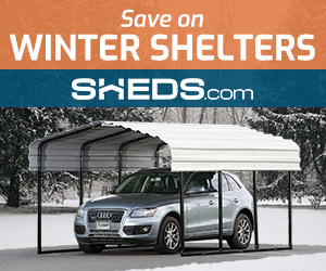 Save on Winter Shelters