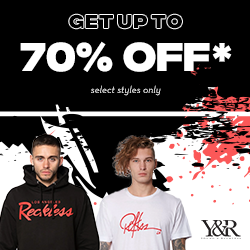 Young & Reckless banner