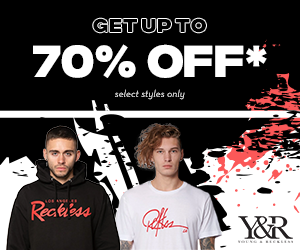 Save 70% OFF Sitewide