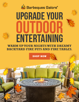 FirePits from BBQGalore.com