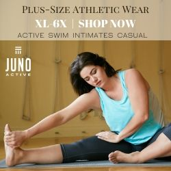 JunoActive Plus Size Women's Activewear