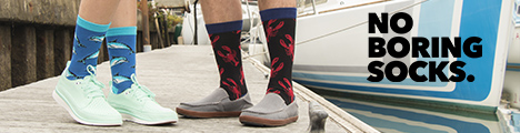 Buy Awesome Water Socks | Socksmith