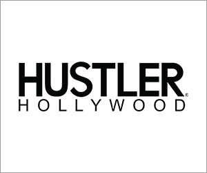Shop Hustler Hollywood.