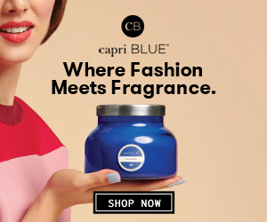 Shop Capri Blue Now!