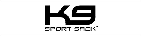 Get your K9 Sport Sack Today!