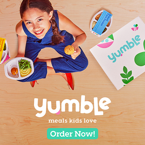 Yumble Meals for Kids Meal Delivery Subscription Box