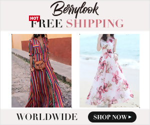 Free Shipping on Orders $69+ at BerryLook.com