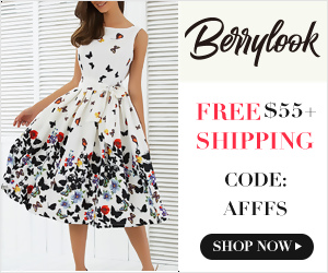 Free Shipping On All Orders Above $55 with Code: AFFFS