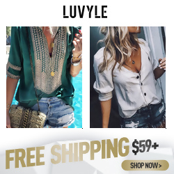Luvyle.com with Free Shipping