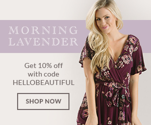 Morning Lavender Get 10% Off With Code HELLOBEAUTIFUL