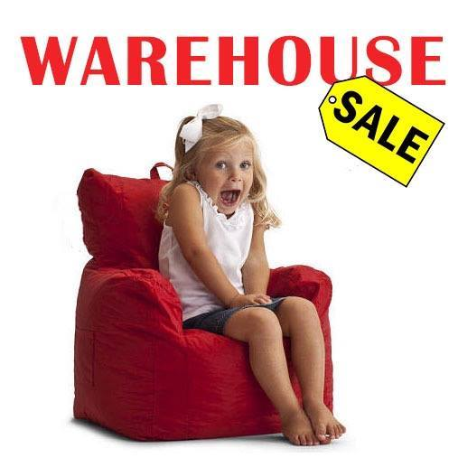 Warehouse Sale at Totally Kids fun furniture & toys