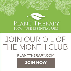 Join Plant Therapy's Oil of the Month Club!